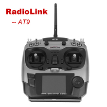 RC Helicopter Controller Radiolink AT9 2.4GHz 9 Channel Transmitter Radio & Receiver For RC Car Airplane