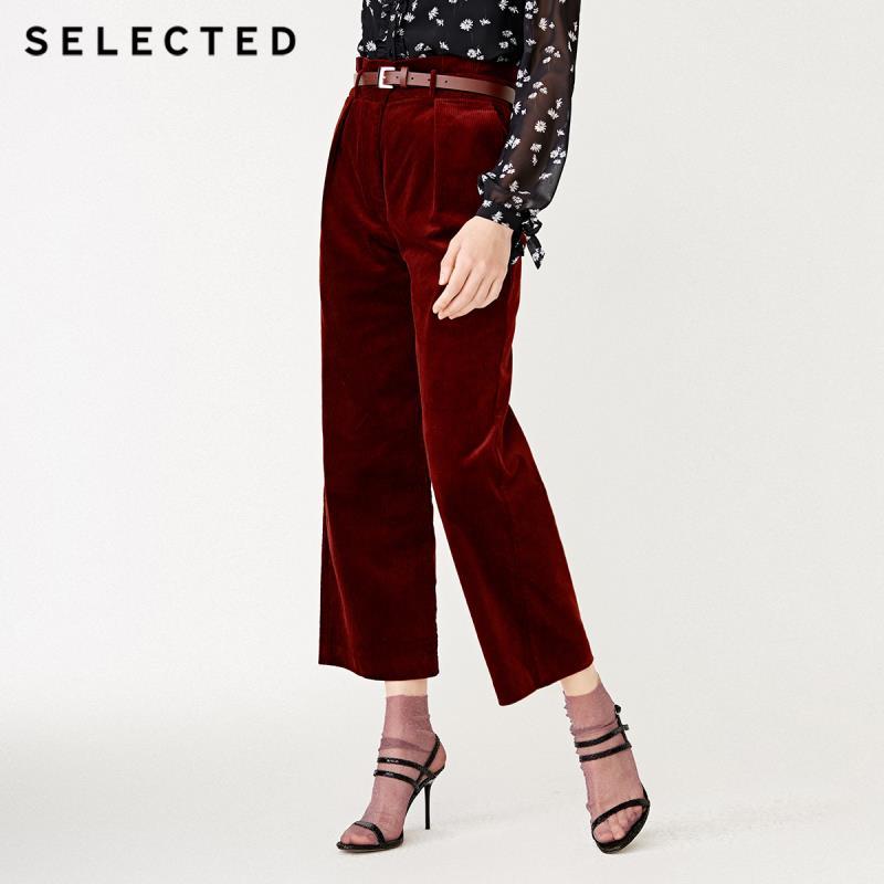 اختيار المرأة سروال قصير فضفاض صالح واسعة الساق السراويل المحاصيل S  418414510-في السراويل والشورتات الطويلة من ملابس نسائية على  مجموعة 2