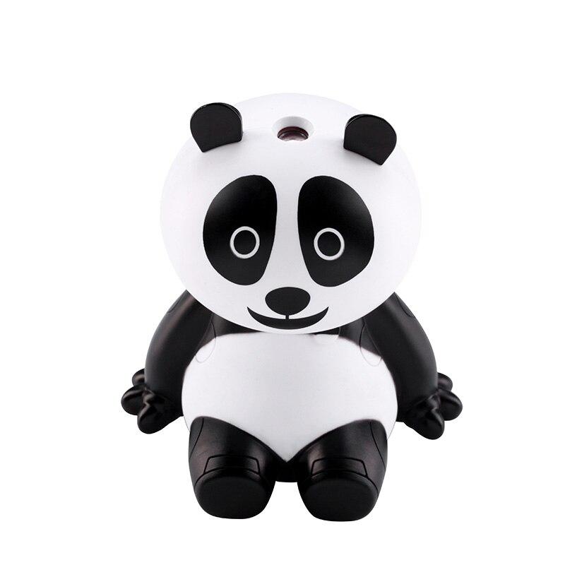 GRTCO Panda Form Mini Usb Ultraschall-luftbefeuchter Nebel-hersteller Fogger DC5V 120 ML