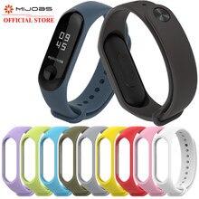 Mi Band 3 Strap watch Bracelet Sport Silicone wrist strap For xiaomi mi band 3 accessories for Xiaomi Miband 3 Strap bracelet
