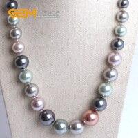 Darmowa wysyłka perły słodkowodne perełki naszyjnik New Style Moda Biżuteria Elegancki Naszyjnik Dla partii kobiet Prezent na Boże Narodzenie