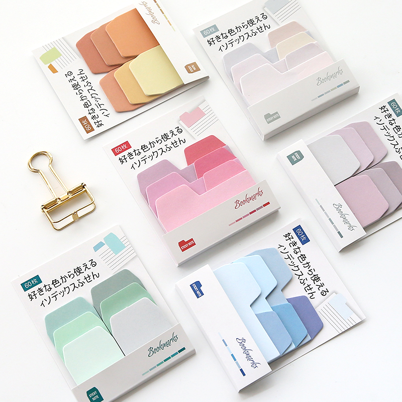 aliexpress  buy colored note index paper card memo