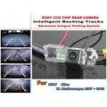 Интеллектуальные Автомобильная Стоянка Камеры/Для SEAT Altea/XL Автофургон 2007 ~ 2015 с Треками Модуль Камеры Заднего Вида CCD Ночного Видения