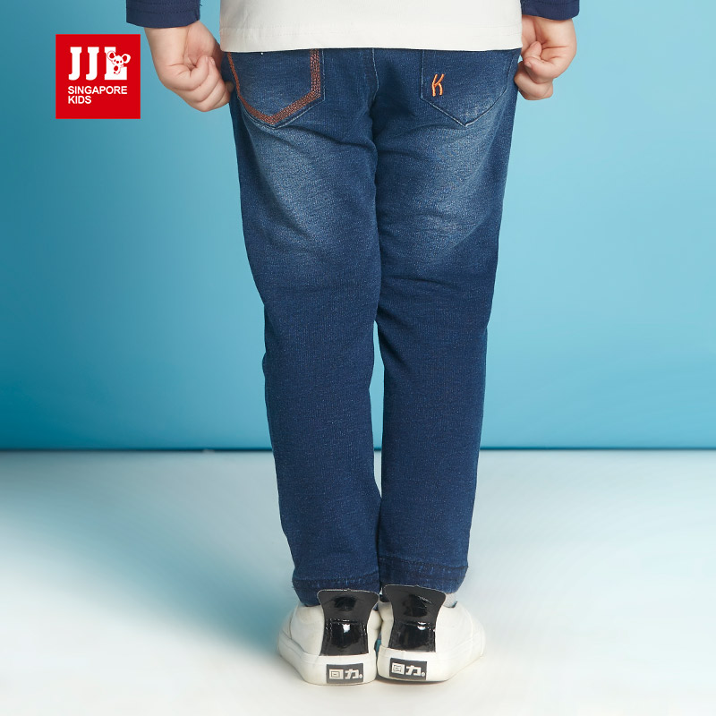 soft-boys-jeans-elastic-waist-dark-blue-kids-denim-jeans-children-clothes-boys-trousers-brand-retail-kids-clothes-2016-5