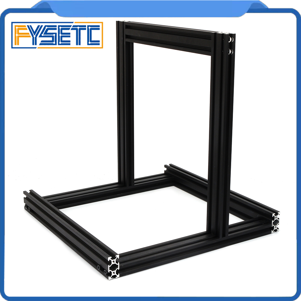 1 Kit Prusa i3 MK3 Beer Upgrade Extrusion Profile <font><b>2040</b></font> <font><b>V</b></font>-<font><b>SLOT</b></font> Aluminium Profielen For Prusa I3 MK2 MK2S MK3 3D Printer image