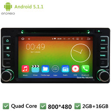 Quad core 2Din Android 5.1.1 WIFI DAB+ FM BT RDS Car DVD Player Radio Stereo Audio Screen PC GPS For Forester Impreza 2008-2013