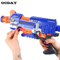 SB330 High Speed Electric Soft Bullet Toy Gun With 20pcs Darts Loading Toy Pistol Gun Gift for Boys Children Outdoor Fun Sports