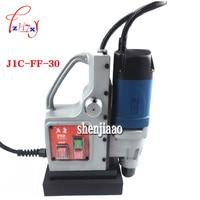 Perfuração magnética J1C FF 30 de alta potência multifunções furadeira magnética e furo de broca 30mm imprensa de broca de metal 900 w|drill press|metal drill press|magnetic drill -