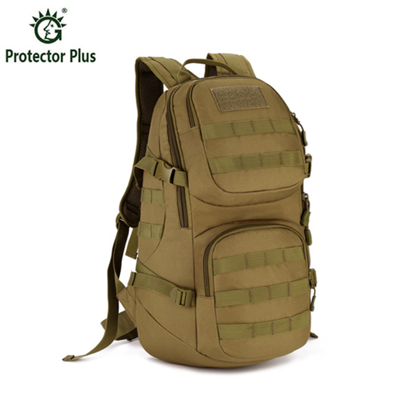 35L Men Tactics Nylon Double Shoulder Bag Outdoors Backpack Waterproof Mountaineering Travel bag Man Riding Assault Backpack 35l tactics nylon double shoulder bag outdoors backpack waterproof mountaineering travel bag man riding assault bac for men