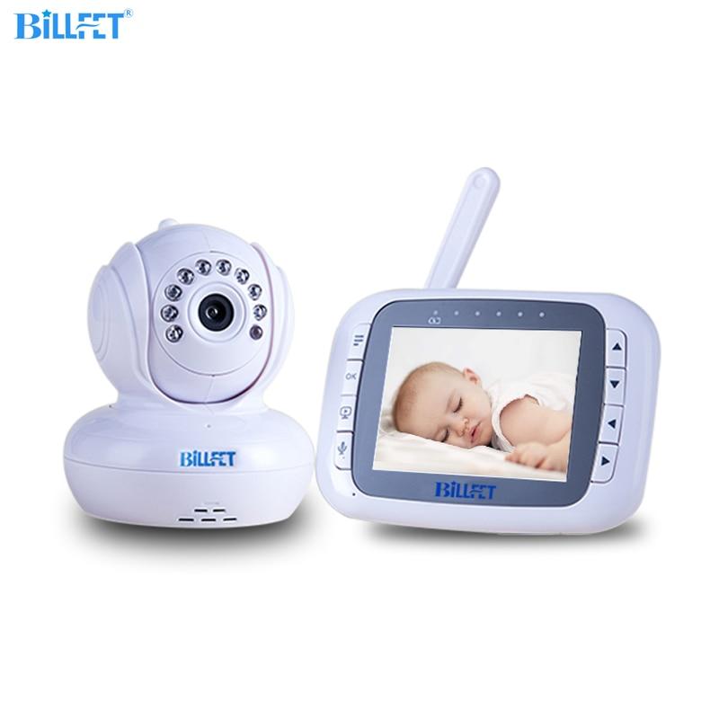 Беспроводной аудио Радионяня удаленного видеонаблюдения Видео niania bebe телефон Баба eletronica babycam vigilabebes медсестра