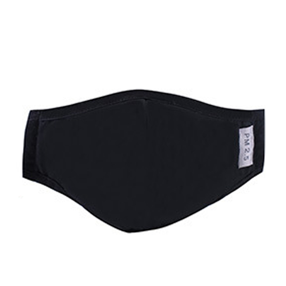1 Piece Outdoor Cotton Square Anti-Dust Anti-Haze Autumn And Winter Respirator Face Mouth Mask Cloth