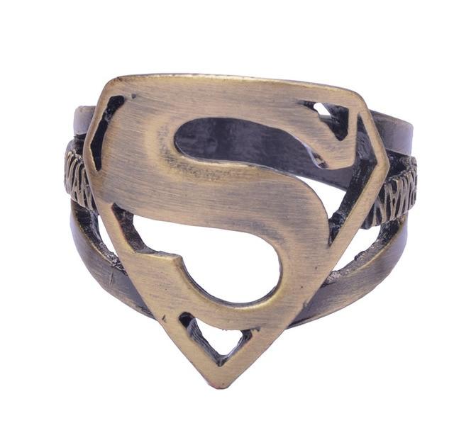 Кольцо с логотипом Супермен DS Comics 1