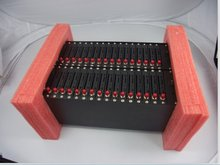 Manufacter supply 32 Port GSM Modem Q2303 for Bulk Message Sending Receiving and Recharge system