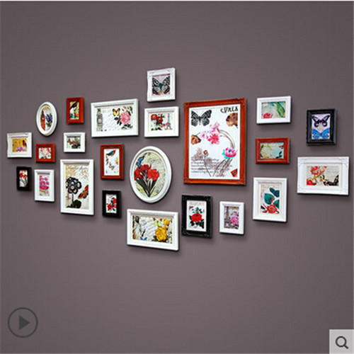 Big wall decor picture frame