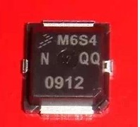 Free Shipping MW6S004NT1 MW6S004 M6S4 M6S4N RF Power Field Effect Transistor FET 68V 1.96GHZ 4W SMD PLD-1.5