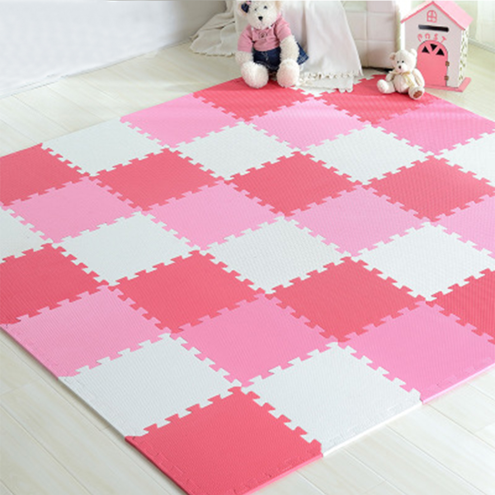 Kids Toys Puzzle Play+Learning+Safety Mats Baby Rug for Children Carpet Developing Mat Play Playmat