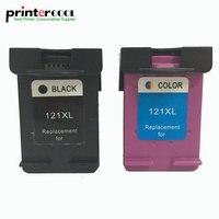einkshop 121 xl Refilled Ink Cartridge Replacement for hp 121XL for Deskjet D2563 F4283 F2423 F2483 F2493 F4213 F4275 F4283