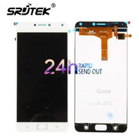For 5 5 ASUS Zenfone 4 Max ZC554KL LCD Display Touch Screen Digitizer Assembly Zenfone 4