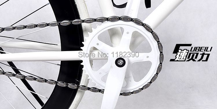 2015 Bicycle Single Speed Olives Type Chain Magic Buckle 98l