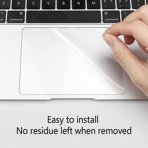 for Newest MacBook Pro 16 inch Touch Bar A2141 Model 2019 Clear Anti-Scratch Trackpad Protector Touchpad Cover Skin