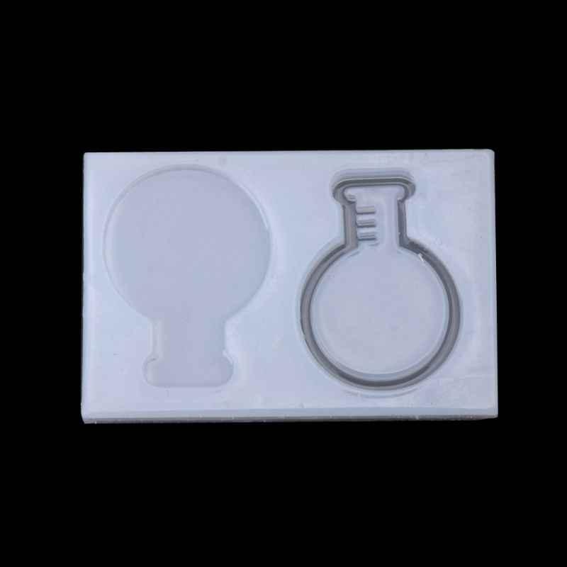 流砂注水ボトルジュエリーメイキングエポキシ樹脂金型ジュエリーツール
