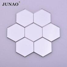JUNAO, креативная зеркальная плитка, мозаичная плитка разных размеров, камни для творчества и рукоделия, материал для рукоделия, мозаичное изготовление, 20 шт
