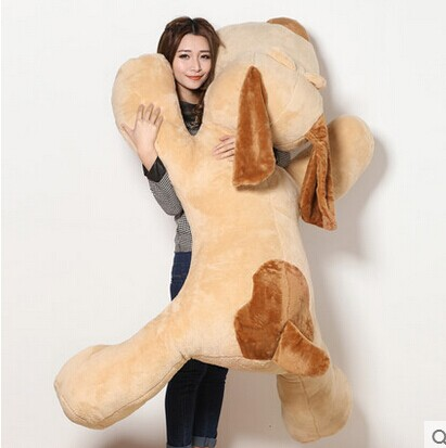 huge plush lying dog toy super big Shapi dog pillow doll gift about 150cm big simulation lying dog toy polyethylene&furs shepherd dog model gift about 50x26cm 2937