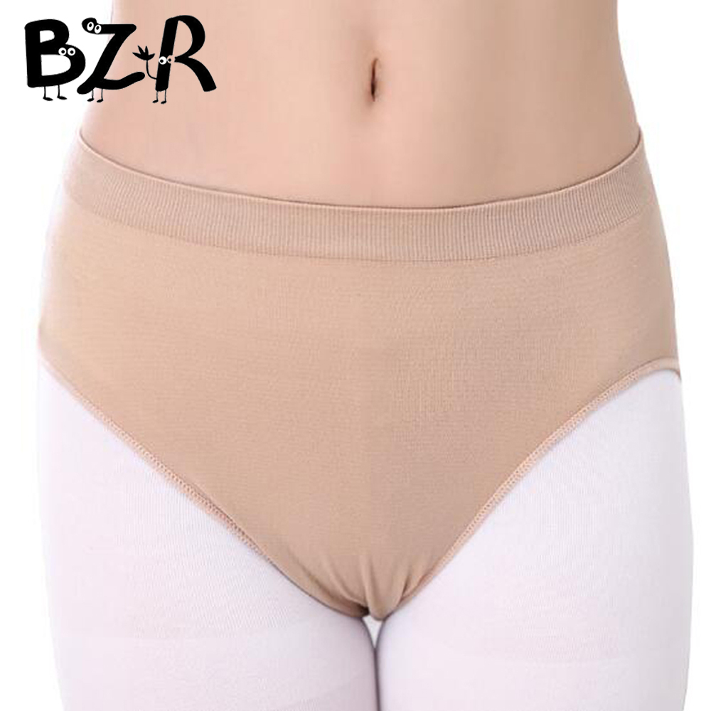 Bazzery Girls Ballet Nude Leotard Lingerie Ballerina Knickers Panties Intimates Child Dance Panty Ballerina Dance Underwear