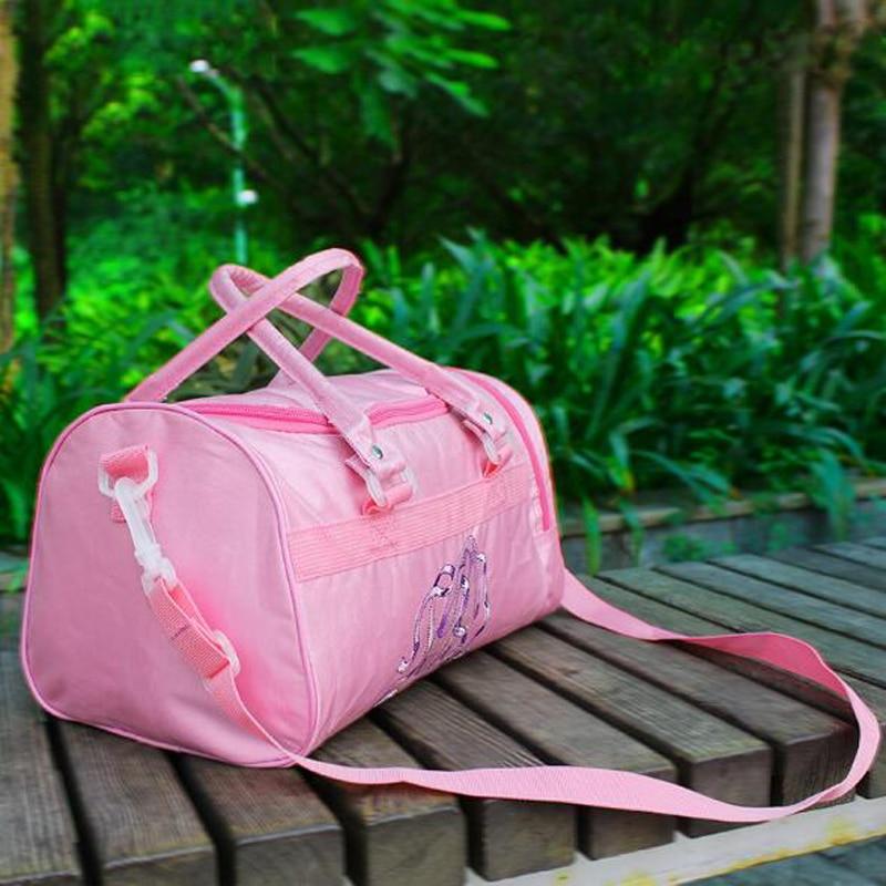 0d54da8d99 BAZZERY Child Female Adult Dance Backpack Infant Bucket Ballet Bag For Girls  Canvas