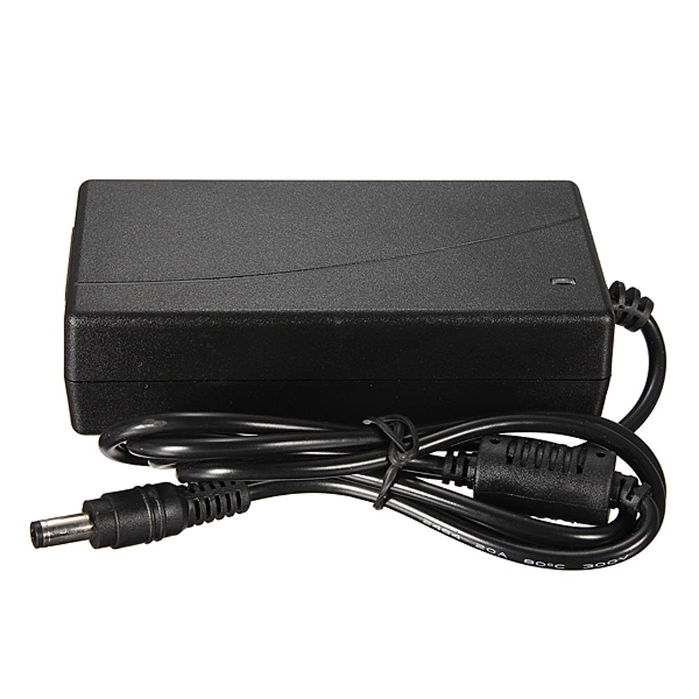 24V 4A US Plug AC DC Adapter LED Power Supply Charger AC 100-240V to DC 24V for LED strip Light or LCD Monitors CCTV Charger