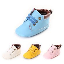 Fashion Autumn Winter Casual Newborn Baby Infant Toddler First Walkers Soft Soled Shoes Sneakers Girl Boy Prewalkers Boots Shoes