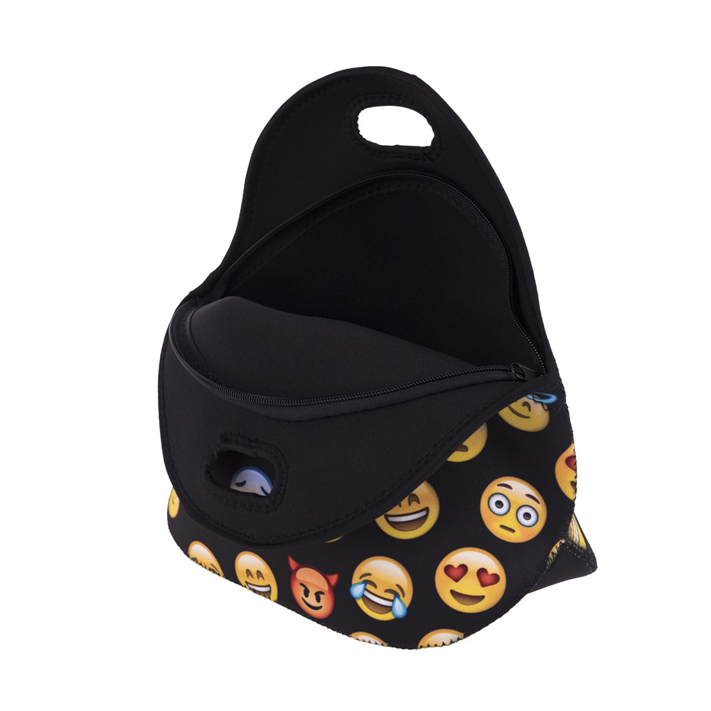 bolsa bolsa de gourmet lunchbox Color : Striped Design
