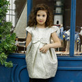 Winter Girl Dress 2016 Brand Princess Kids Dresses for Girls Clothes  sashes Baby girl Princess Dress