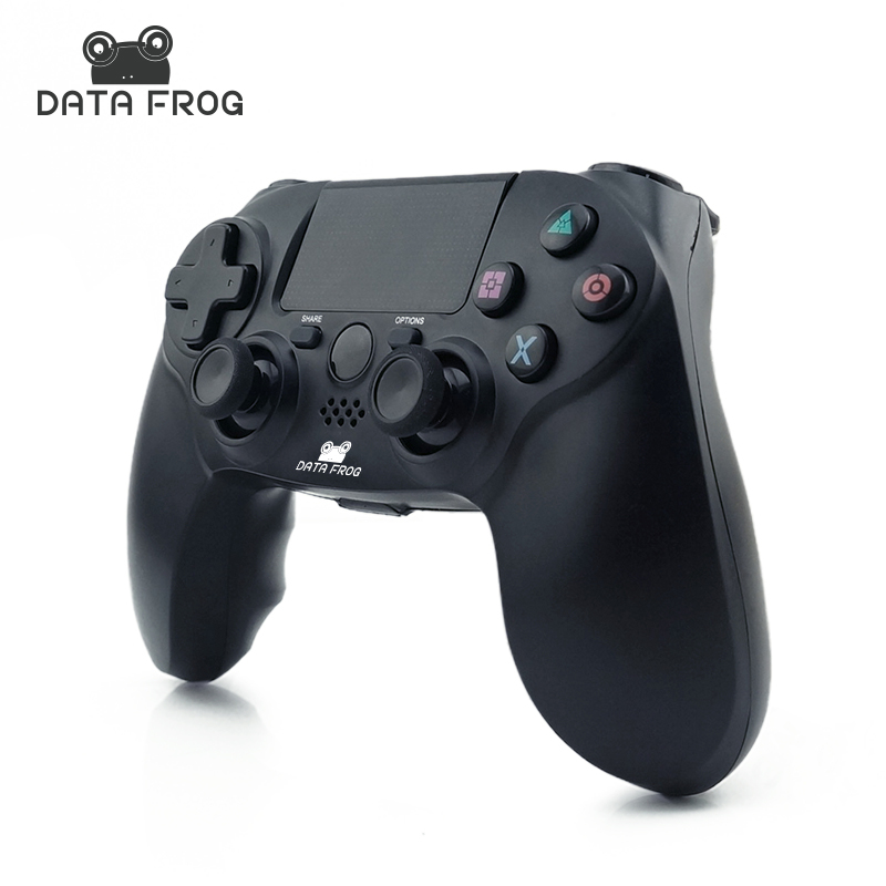 for Playstation 4 Wireless Bluetooth Gamepad Dual Vibration 6 Axies Wireless Controller for PS4 Joysticks Bluetooth Gamepads wireless bluetooth ps4 gamepads game controller for sony ps4 controller dualshock 4 joystick gamepads for playstation 4 console