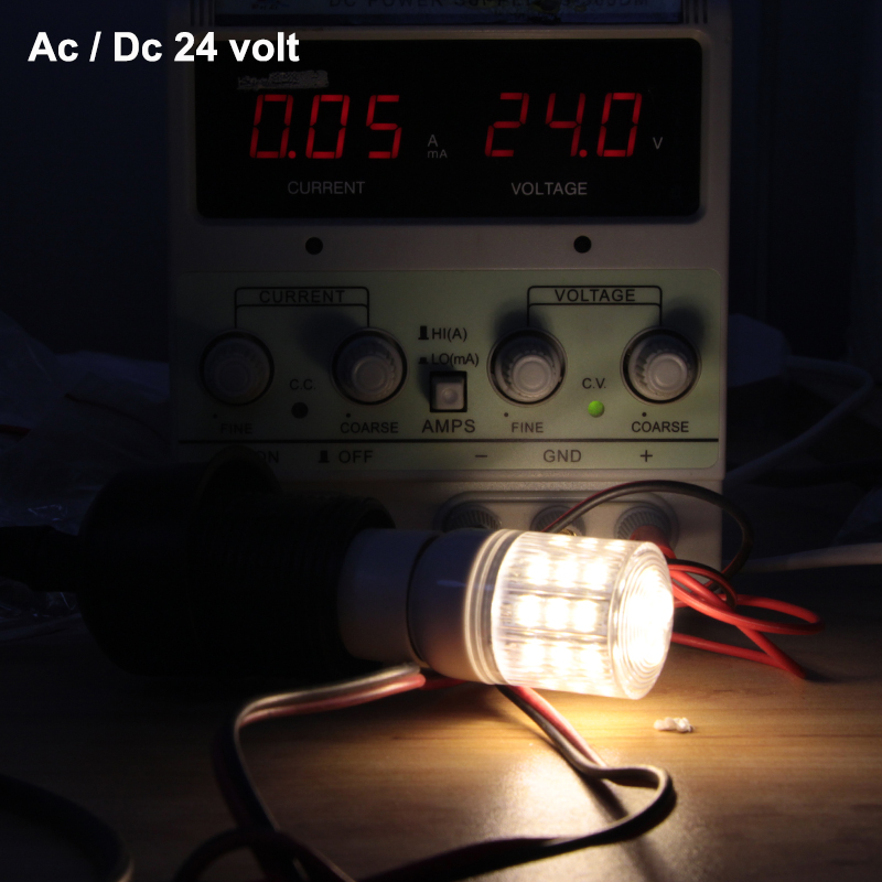 Купить с кэшбэком 10pcs ampoule led bulb light b15 4W super low voltage Ac Dc 12 24 36 volt corn energy saving lamp 12v 24v 36v 48v 60v home bulbs