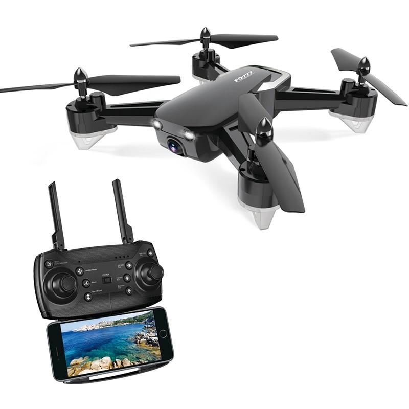 FQ777 FQ40 Радиоуправляемый Дрон 720 P широкоугольный FPV WI-FI HD Камера Drone парение вертолет Quadcopter дроны 3D флип один ключ возврата дроны