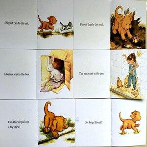 Image 4 - 24 ספרים/סט ביסקוויט סדרת פונטיקה אנגלית ספרי תמונות אני יכול לקרוא ילדי ספר סיפור מוקדם Educaction כיס קריאה ספר