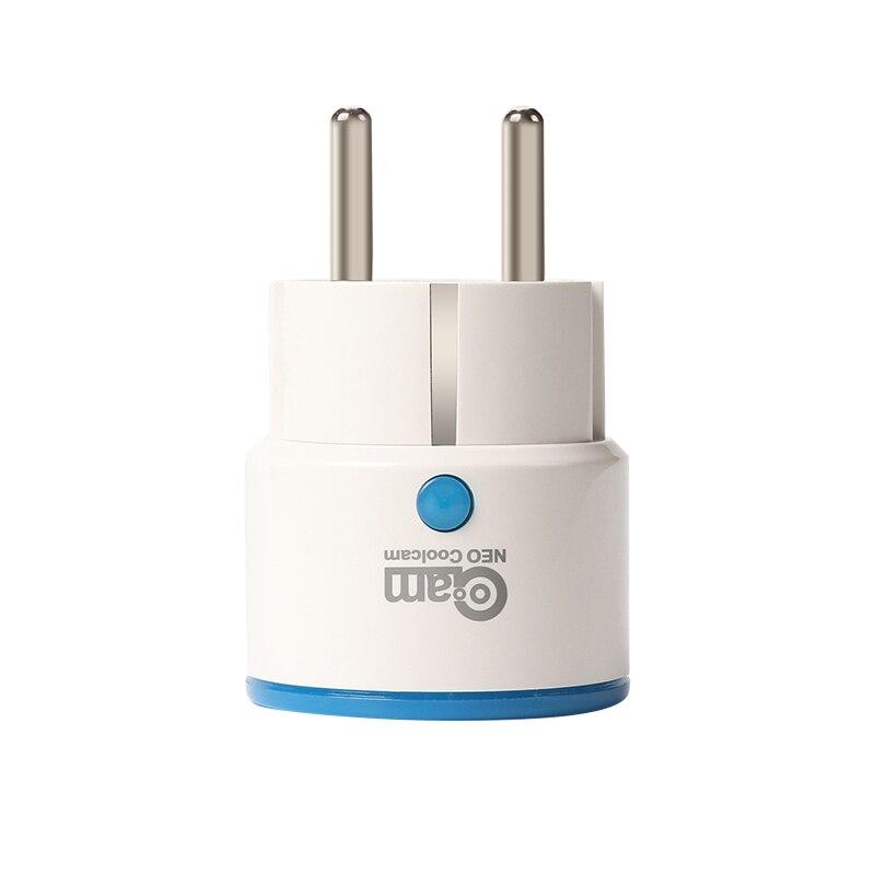 Z ola Inalámbrica Inteligente de LA UE Plug Power Socket Compatible con z-wave serie 300 y 500 Sistema de Alarma Domótica zwave casa