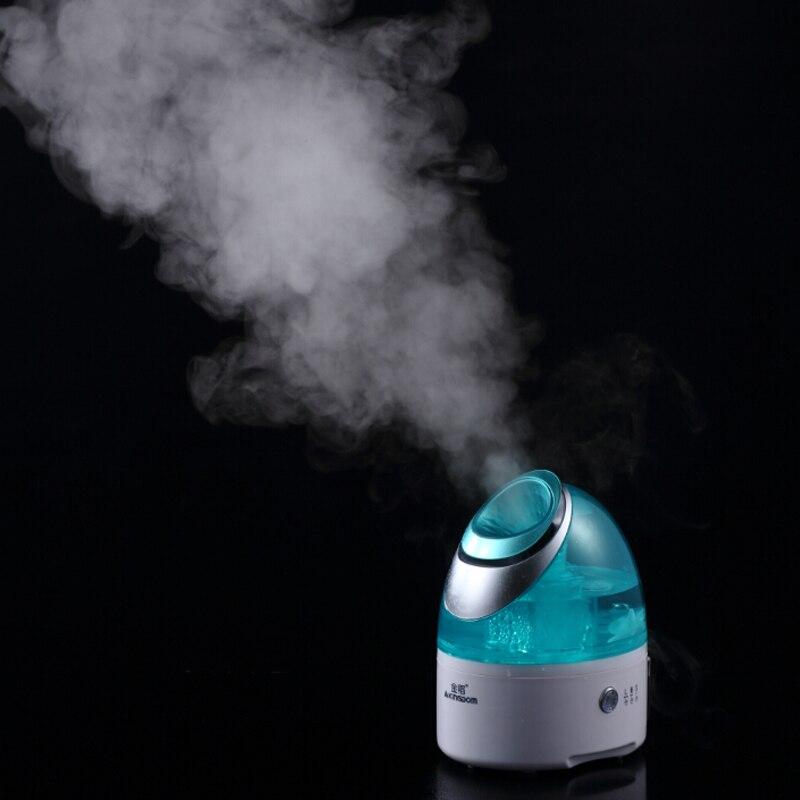 Vapeur Facial de brume fraîche de couleur verte pour le vaporisateur Facial hydratant de peau pour le pulvérisateur de peau de nettoyage - 2