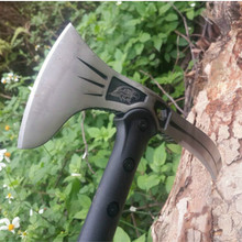 Sanding Outdoor Survival Tomahawk tactical Multifunction Axes