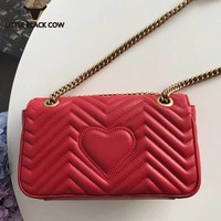 Luxury Brand 2019 Design Top Quality Cow Leather Bags Women Real Leather Shoulder Bag Classic Bags