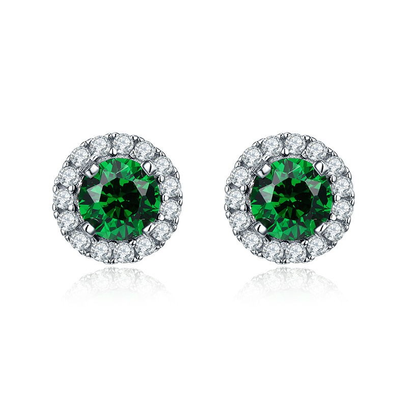 Factory-price-Huge-Aquamarine-With-925-Sterling-Silver-stud-earring-For-Women-Size 5 to 7 (17)