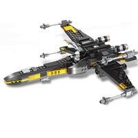 2016 NEWest 88051 Star Wars The First Order X Wing Fighter Assembled Toy Building Blocks Compatible