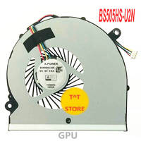 New Original Laptop CPU GPU Cooling Fan cooler For Gigabyte Aero14 P64W Aero15 15X BS505HS U2M BS505HS U2N free shipping