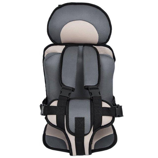 Bebês Cadeiras Para Crianças No Carro Do Assento de Carro da Segurança Do Bebê portátil Atualizado Versão Espessamento de Algodão Crianças Assentos de Carro Assento de Segurança Infantil