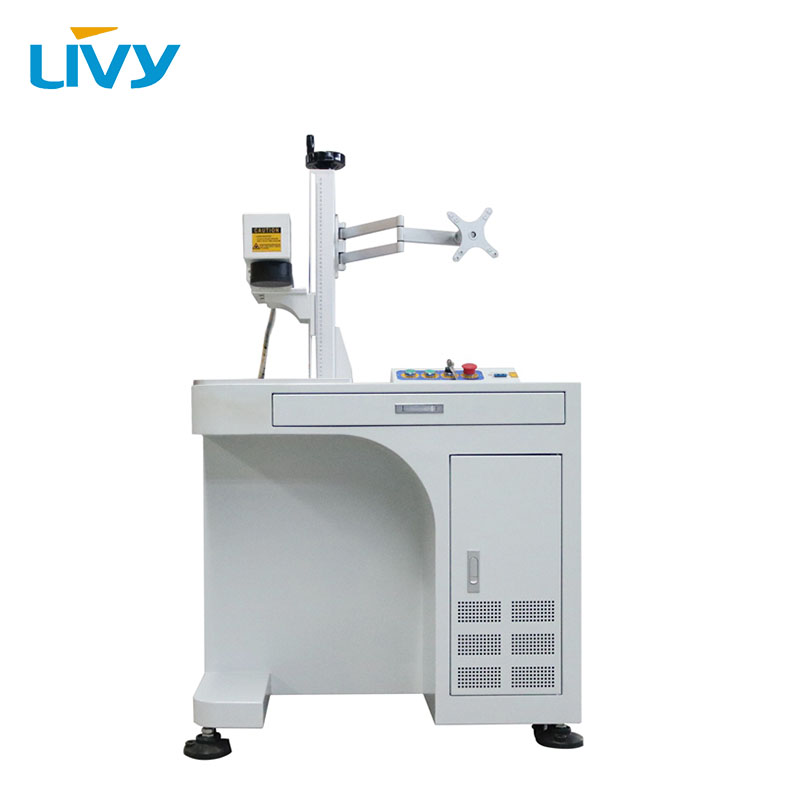 50 watt max laser source professional metal logo fiber marking machine gold laser cutting 50w engraver