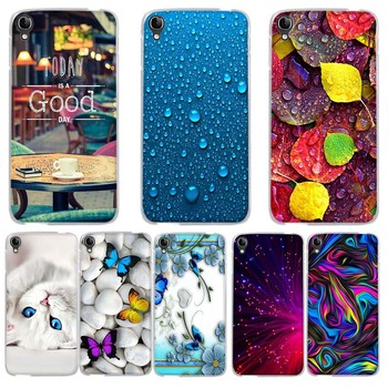 Case for Alcatel One Touch Idol 3 (5.5 inch) 6045 6045Y Case Silicoen Back Case Cover for Alcatel One Touch Idol 3 Cover Coque image