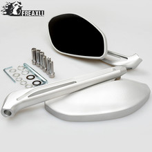 Motorcycle Rearview Mirrors Rear View Side Mirror Motorbike Accessories For Ducati Multistrada 1100 Hypermotard 796 EVO S