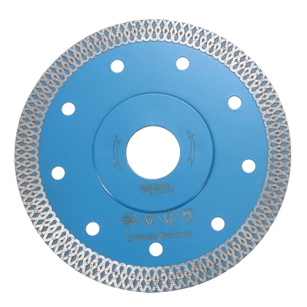 Image 5 - 115/125mm Diamond Cutting Grinder Thin Wet Dry Wheel grinder  Disc for grinders Porcelain Tile Marble Stone LB88-in Abrasive Tools from Tools