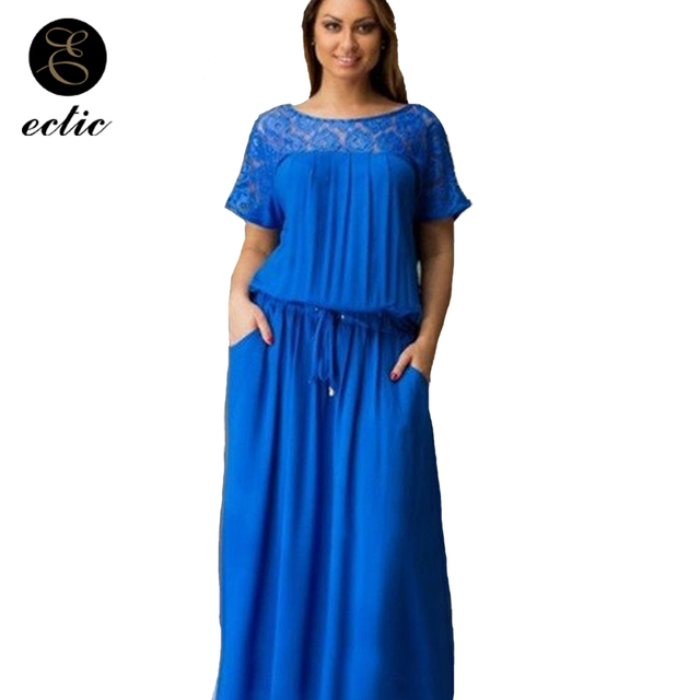 9b25d1c375c Lace Dresses High Quality Robe Femme Ete 2018 Chic Plus Size Dresses For Women  4xl 5xl